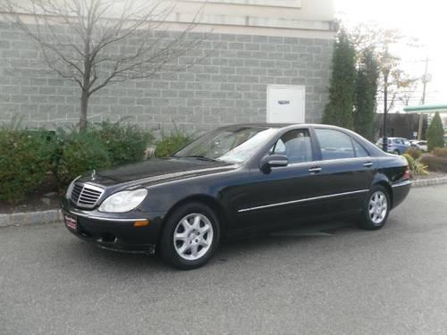 2000 mercedes benz s class sedan s430 for sale in saddle for Mercedes benz for sale in nj