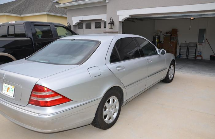 2000 mercedes benz s430 for sale in saint cloud florida for Mercedes benz s430 for sale