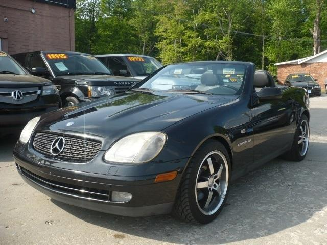 2000 mercedes benz slk class loveland oh for sale in for Mercedes benz of loveland