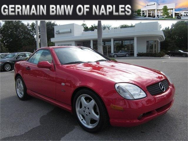 2000 Mercedes Benz Slk Class Slk230 Kompressor For Sale In