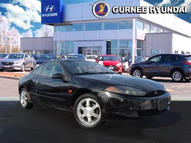 2000 Mercury Cougar Base 2dr V6 Hatchback