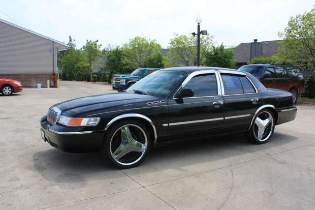 2000 Mercury Grand Marquis Gs For Sale In Lafayette