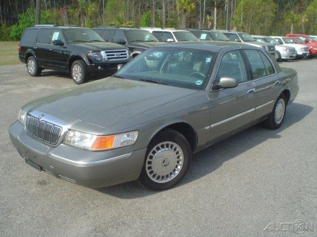 2000 mercury grand marquis ls for sale in conway south carolina classified. Black Bedroom Furniture Sets. Home Design Ideas