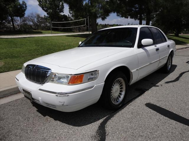 2000 mercury grand marquis ls for sale in thousand oaks california classified. Black Bedroom Furniture Sets. Home Design Ideas
