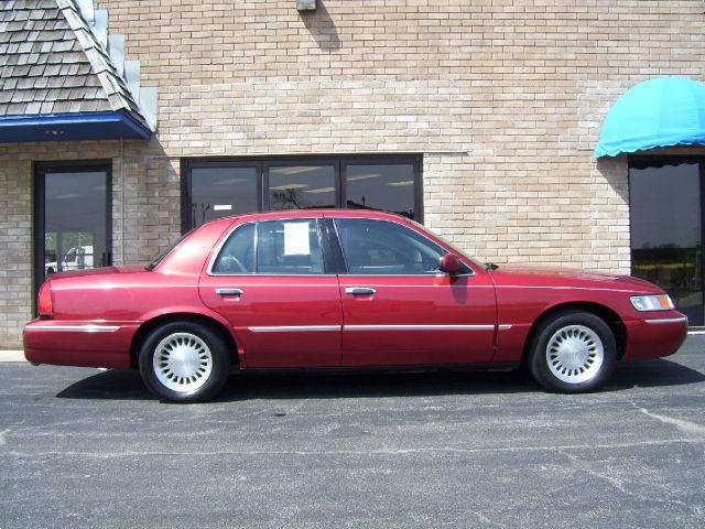 2000 mercury grand marquis ls for sale in bartlesville oklahoma classified. Black Bedroom Furniture Sets. Home Design Ideas