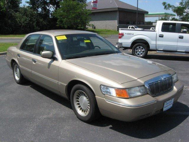2000 mercury grand marquis ls for sale in versailles kentucky classified. Black Bedroom Furniture Sets. Home Design Ideas