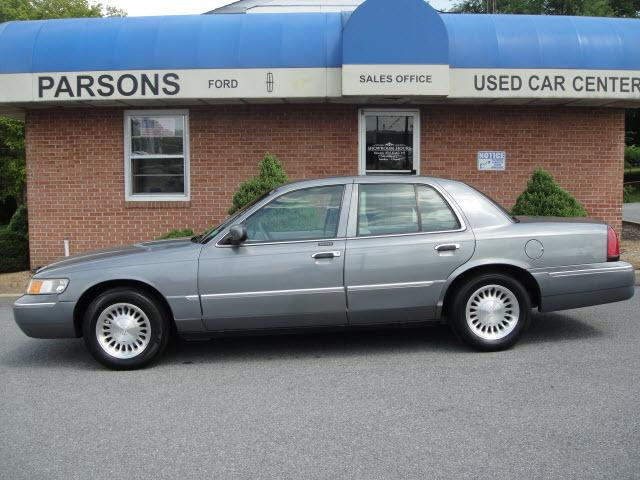2000 mercury grand marquis ls for sale in martinsburg west virginia classified. Black Bedroom Furniture Sets. Home Design Ideas