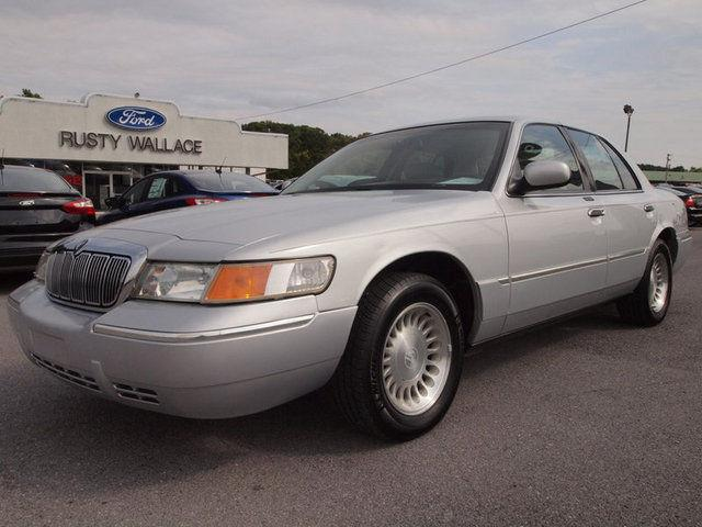 2000 mercury grand marquis ls for sale in newport tennessee classified. Black Bedroom Furniture Sets. Home Design Ideas