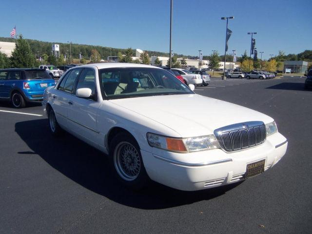 2000 mercury grand marquis ls for sale in irondale alabama classified. Black Bedroom Furniture Sets. Home Design Ideas