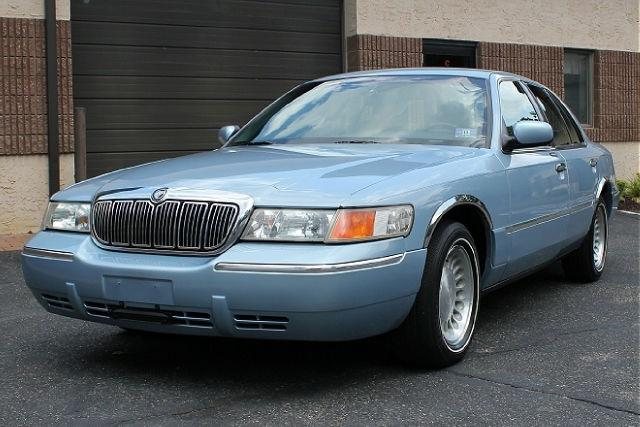 2000 mercury grand marquis ls for sale in west berlin new jersey classified. Black Bedroom Furniture Sets. Home Design Ideas