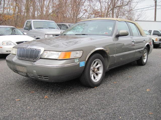 2000 mercury grand marquis ls for sale in patchogue new york classified. Black Bedroom Furniture Sets. Home Design Ideas