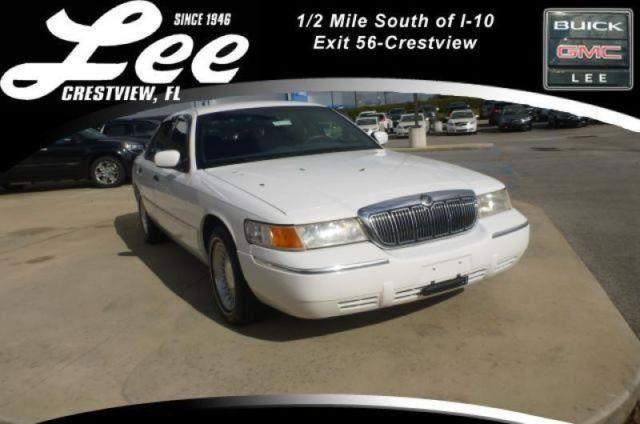 2000 mercury grand marquis ls for sale in crestview florida classified. Black Bedroom Furniture Sets. Home Design Ideas
