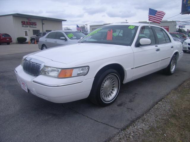 2000 mercury grand marquis ls athens al for sale in athens alabama classified. Black Bedroom Furniture Sets. Home Design Ideas