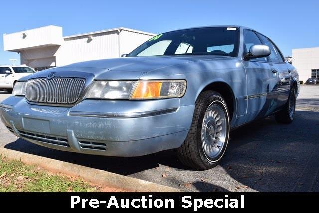2000 mercury grand marquis ls ls 4dr sedan for sale in greenville south carolina classified. Black Bedroom Furniture Sets. Home Design Ideas
