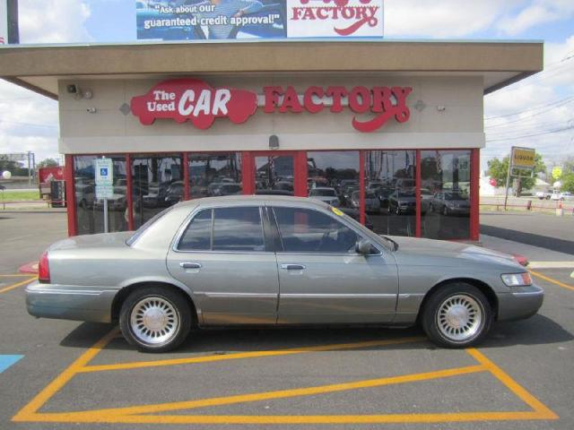 2000 mercury grand marquis ls for sale in new braunfels texas classified. Black Bedroom Furniture Sets. Home Design Ideas
