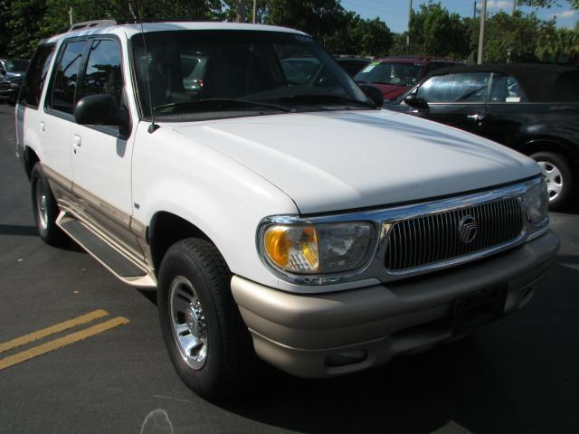 2000 mercury mountaineer for sale in hollywood florida classified. Black Bedroom Furniture Sets. Home Design Ideas