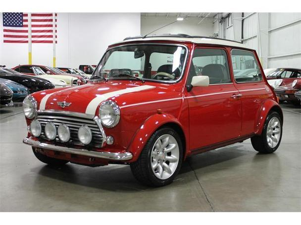 2000 mini cooper for sale in kentwood michigan classified. Black Bedroom Furniture Sets. Home Design Ideas