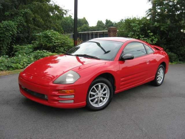 2000 mitsubishi eclipse gs for sale in greensboro north. Black Bedroom Furniture Sets. Home Design Ideas