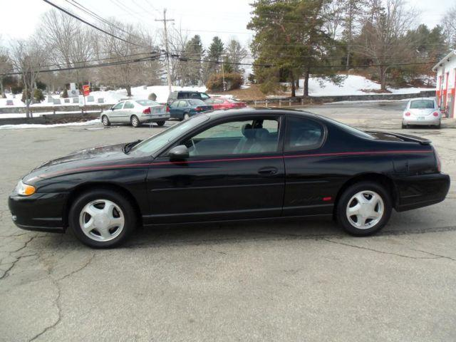 2000 Monte Carlo Ss For Sale In Salem  New Hampshire