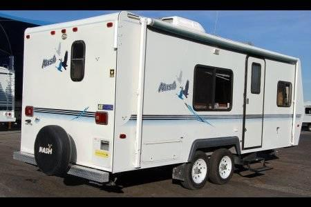 2000 Nash 22H Travel Trailer
