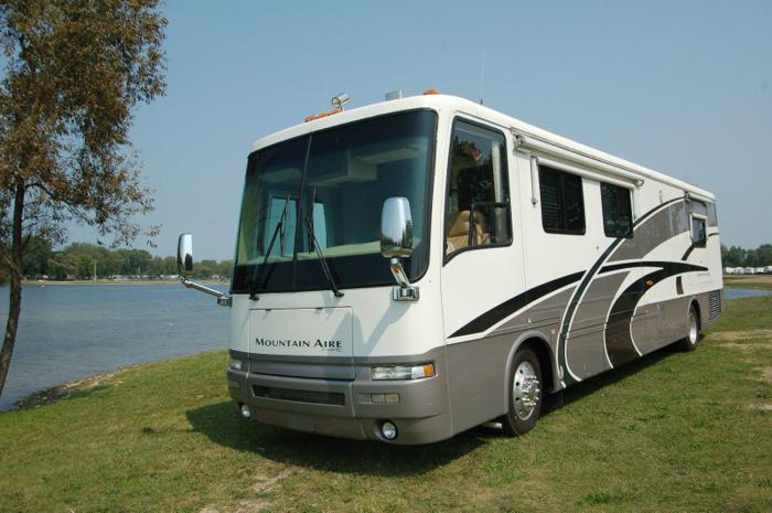2000 Newmar Mountain Aire MADP 4093 Diesel Pusher