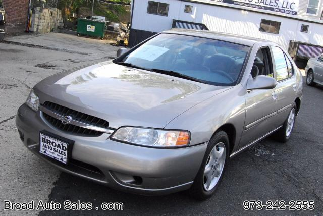 2000 Nissan Altima Gxe For Sale In Newark New Jersey