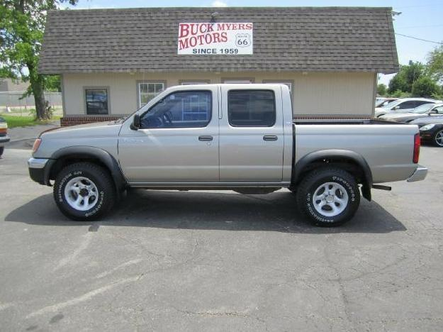 2000 nissan frontier 4wd for sale in claremore oklahoma classified. Black Bedroom Furniture Sets. Home Design Ideas