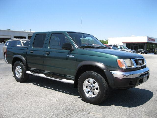 2000 nissan frontier for sale in greenwood south carolina classified. Black Bedroom Furniture Sets. Home Design Ideas