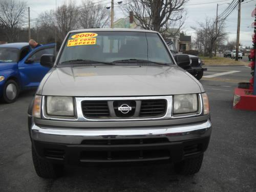 2000 nissan frontier for sale in mcminnville tennessee classified. Black Bedroom Furniture Sets. Home Design Ideas