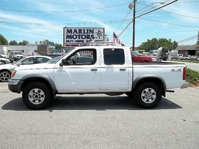 2000 nissan frontier se for sale in virginia beach. Black Bedroom Furniture Sets. Home Design Ideas