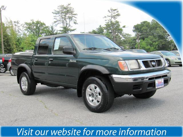 2000 nissan frontier xe for sale in hendersonville north carolina classified. Black Bedroom Furniture Sets. Home Design Ideas