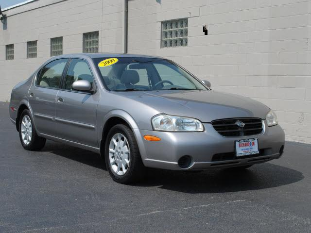 2000 Nissan Maxima Gxe For Sale In Highland Indiana