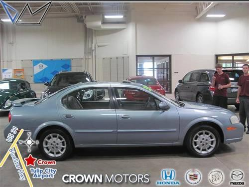 Used cars holland mi area for Crown motors holland michigan