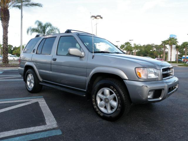 2000 nissan pathfinder le for sale in port richey florida classified. Black Bedroom Furniture Sets. Home Design Ideas