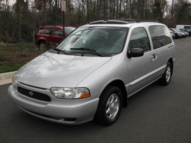 2000 Nissan Quest Gle For Sale In Chantilly Virginia