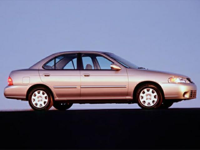 2000 Nissan Sentra SE SE 4dr Sedan