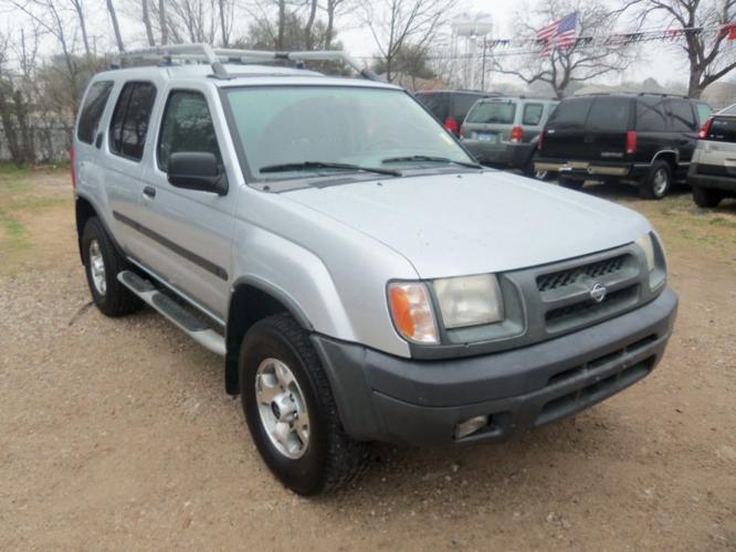 2000 nissan xterra 4dr xe 4wd v6 auto for sale in combine. Black Bedroom Furniture Sets. Home Design Ideas