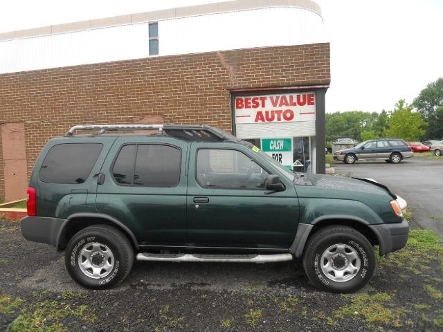 2000 nissan xterra xe 4wd for sale in farmington new york. Black Bedroom Furniture Sets. Home Design Ideas