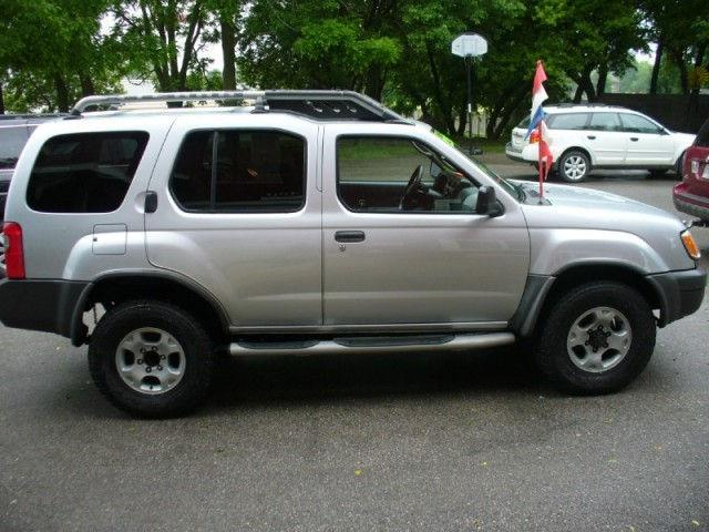 2000 nissan xterra xe for sale in grimes iowa classified. Black Bedroom Furniture Sets. Home Design Ideas