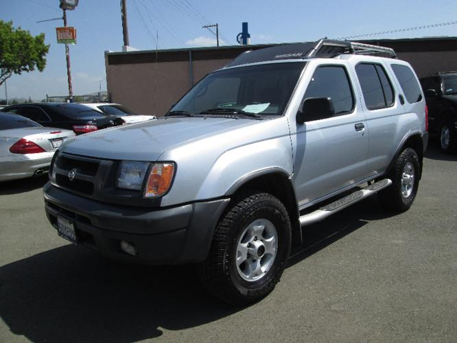 2000 nissan xterra xe vallejo ca for sale in vallejo. Black Bedroom Furniture Sets. Home Design Ideas