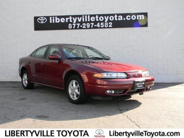 2000 oldsmobile alero gl for sale in libertyville. Black Bedroom Furniture Sets. Home Design Ideas
