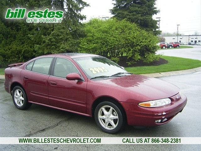 2000 oldsmobile alero gls for sale in indianapolis. Black Bedroom Furniture Sets. Home Design Ideas
