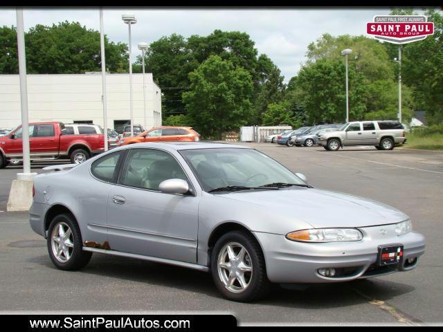 2000 oldsmobile alero gls for sale in mounds view. Black Bedroom Furniture Sets. Home Design Ideas