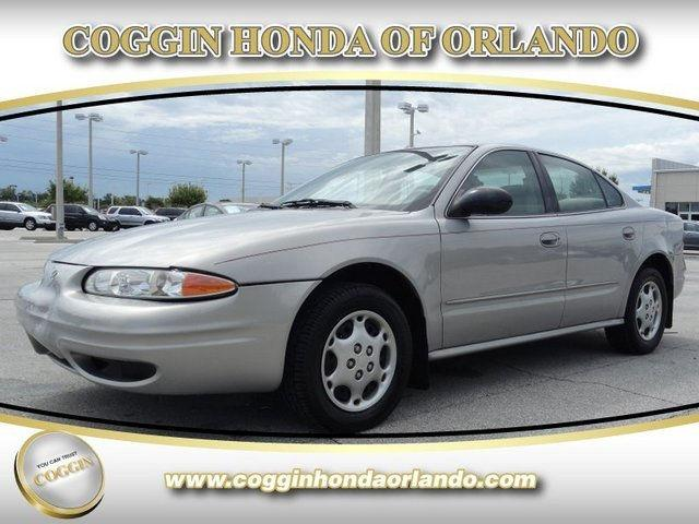 2000 oldsmobile alero gx for sale in orlando florida. Black Bedroom Furniture Sets. Home Design Ideas
