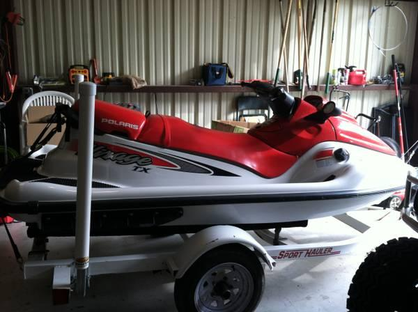 1999 Yamaha XL 1200 Waverunner with Trailer - for Sale in Fordtran