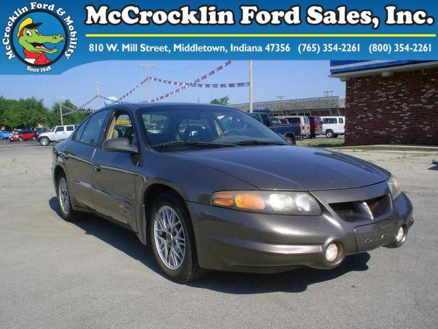 2000 pontiac bonneville ssei for sale in middletown indiana classified. Black Bedroom Furniture Sets. Home Design Ideas