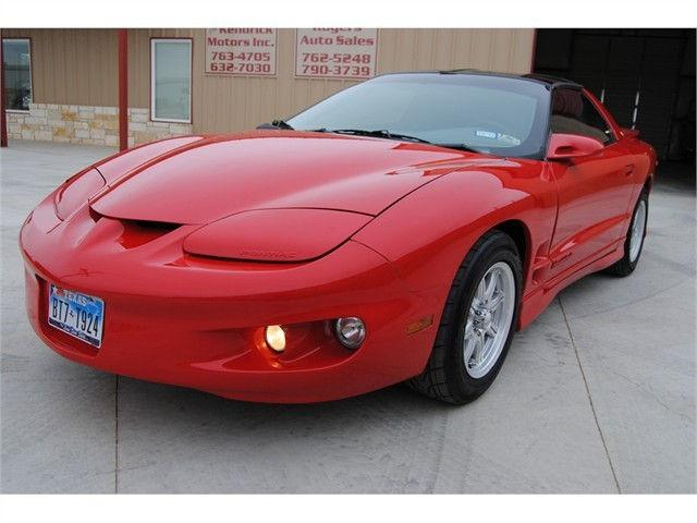 2000 pontiac firebird for sale in lubbock texas classified. Black Bedroom Furniture Sets. Home Design Ideas