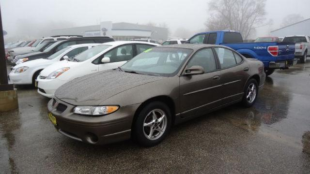 American Auto Sales Little Rock: 2000 Pontiac Grand Prix GT For Sale In Shell Rock, Iowa