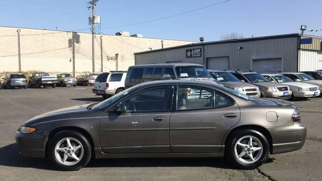 2000 pontiac grand prix gt for sale in sioux falls south for Law motors sioux falls