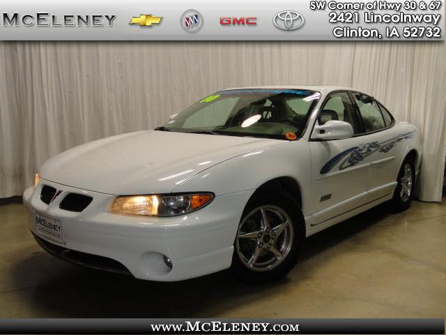 2000 Pontiac Grand Prix Gtp For Sale In Clinton  Iowa